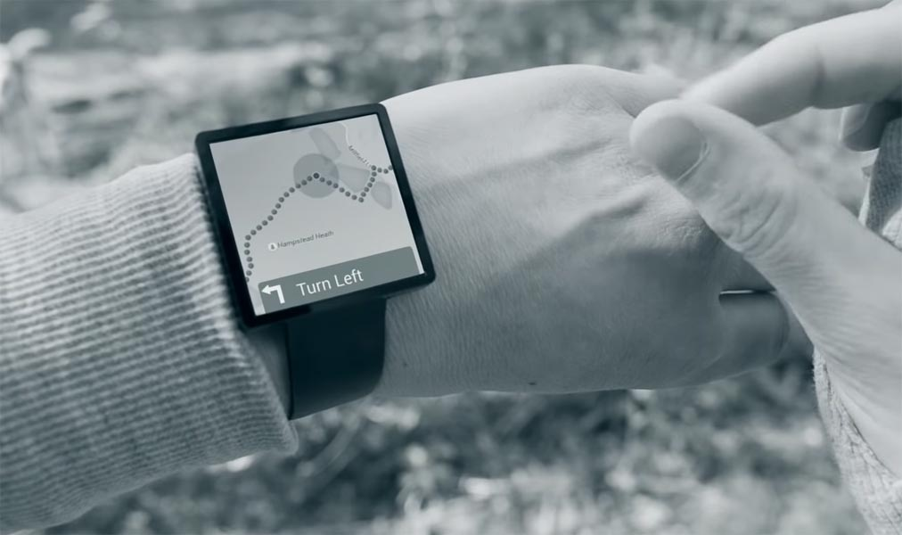 Google SOli in Wearables