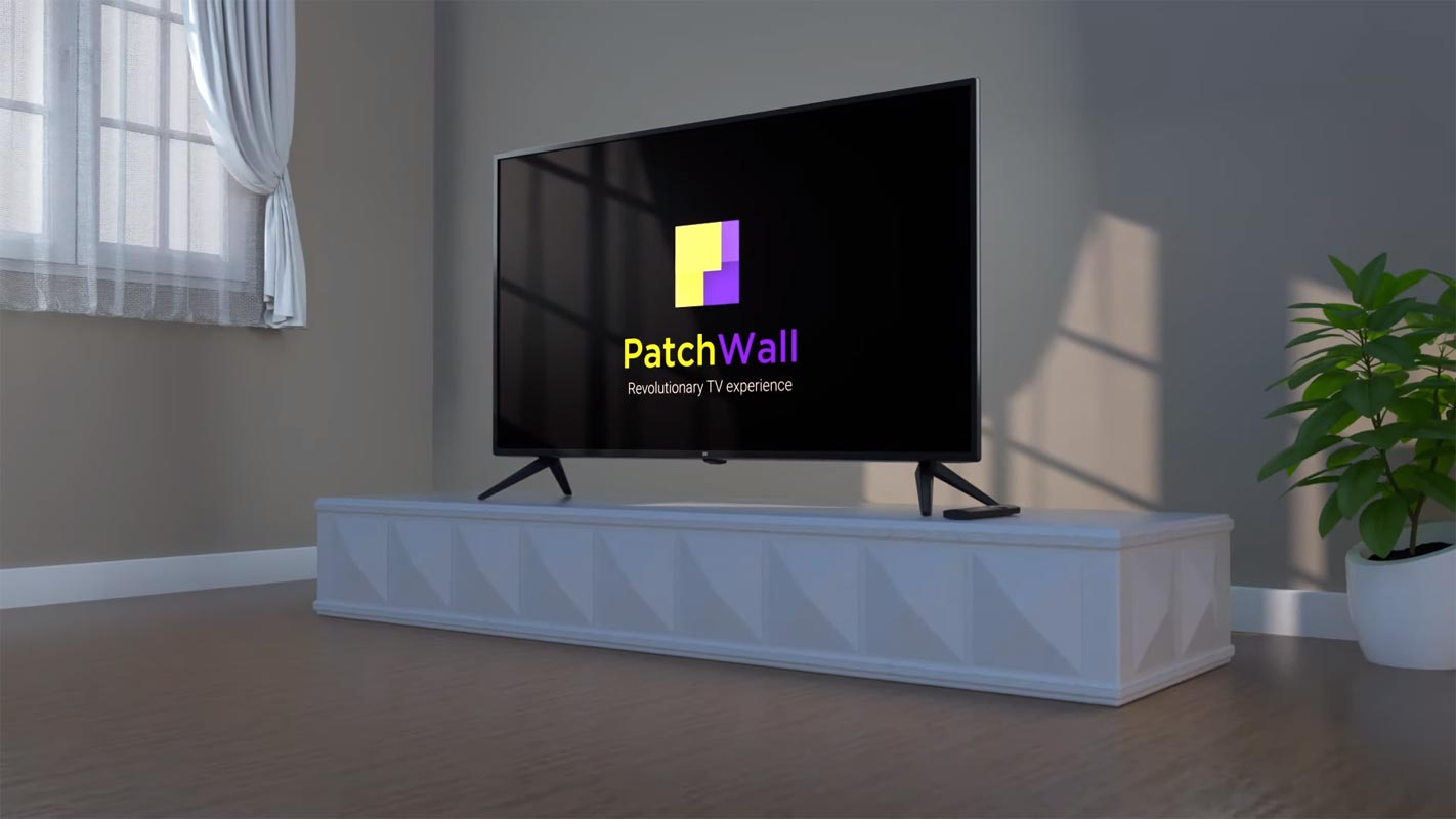 Mi TV 4A in the Living Room