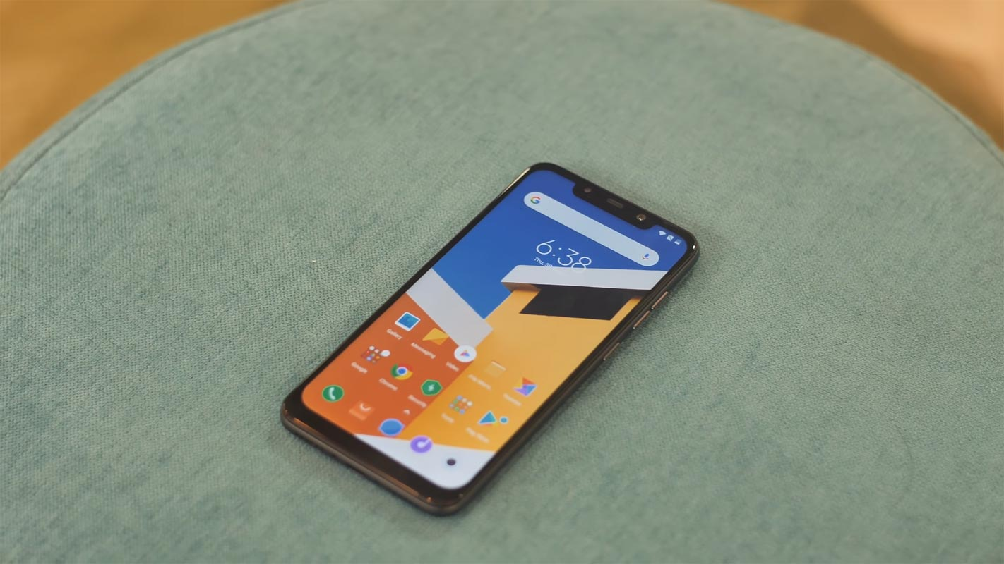 Install Xiaomi Pocophone F1 Pixel Experience Pie 9.0 Official ROM - Android  Infotech