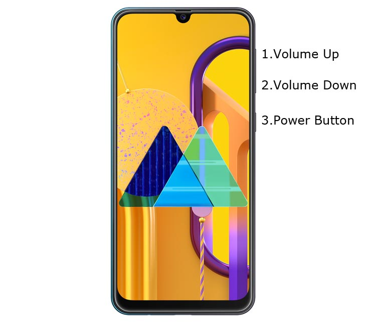 Samsung Galaxy M30s Recovery Mode