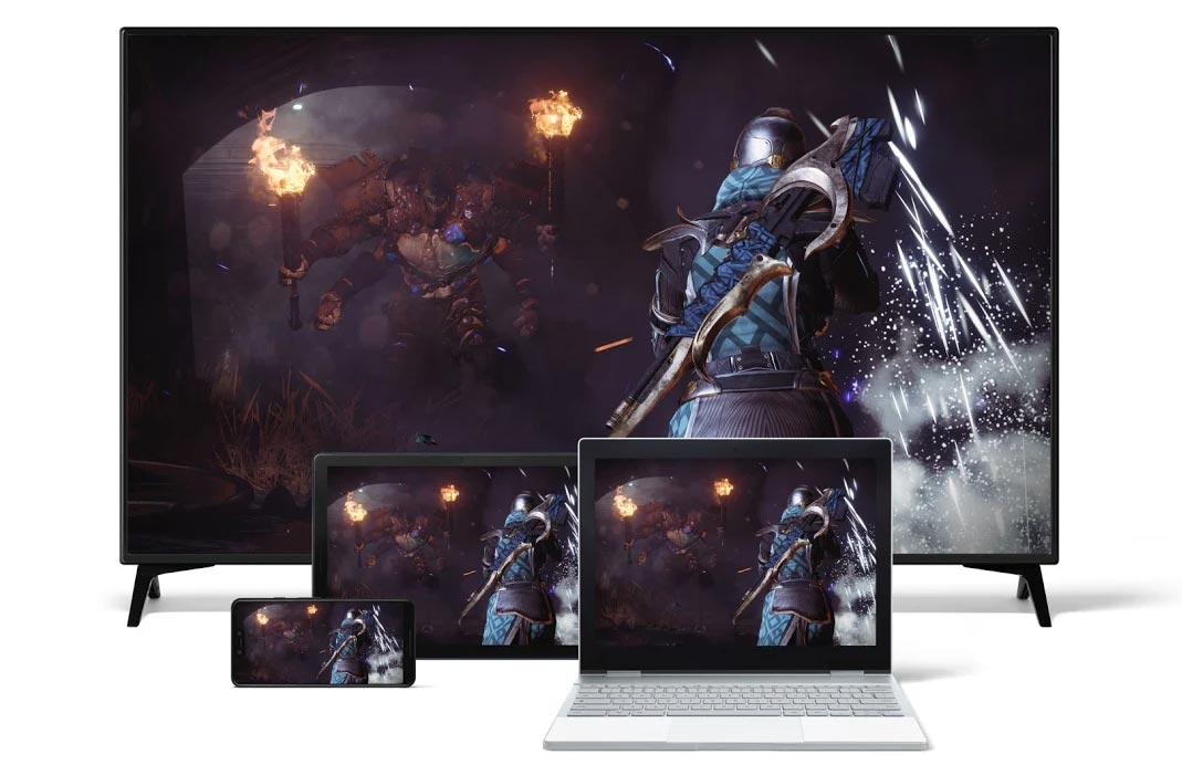 Stadia Available Devices