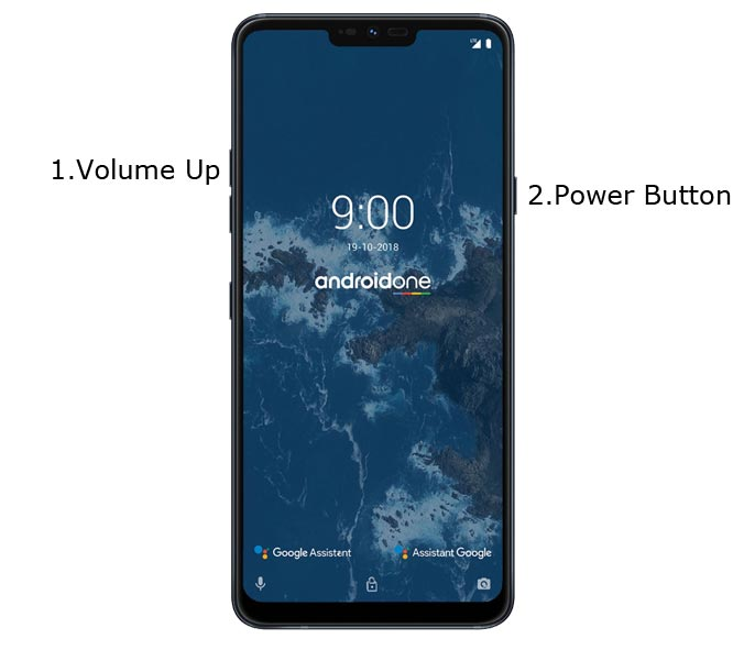 LG G7 One Recovery Mode