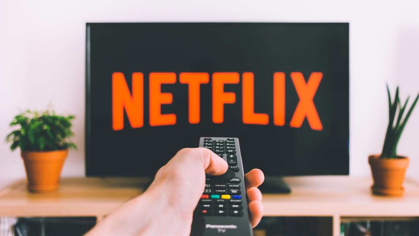 Netflix in Android TV