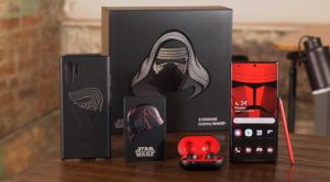 Samsung Galaxy Note 10 Plus Star Wars Edition Unboxed