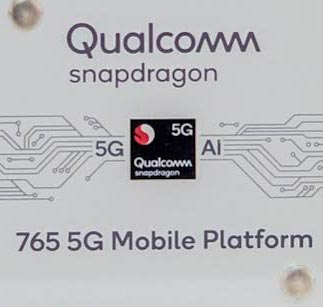 Snapdragon 765 Icon