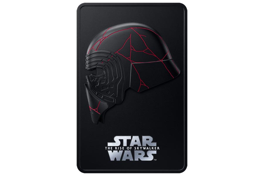 Star Wars Badge With Note 10 Plus