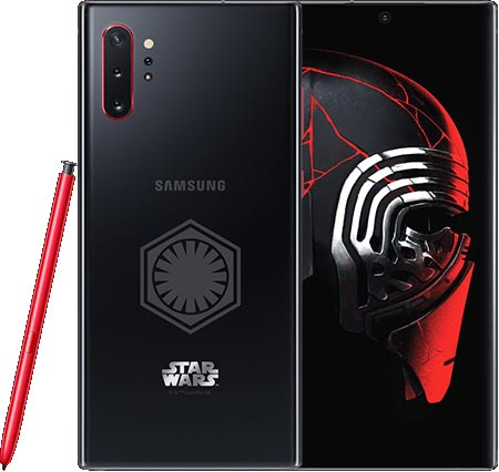 Star Wars Edition Samsung Galaxy Note 10 Plus Mobile With S Pen