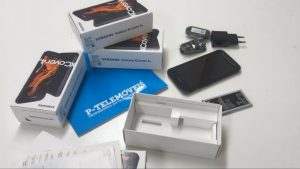 Samsung Galaxy XCover 4s With Retail Box Accessories