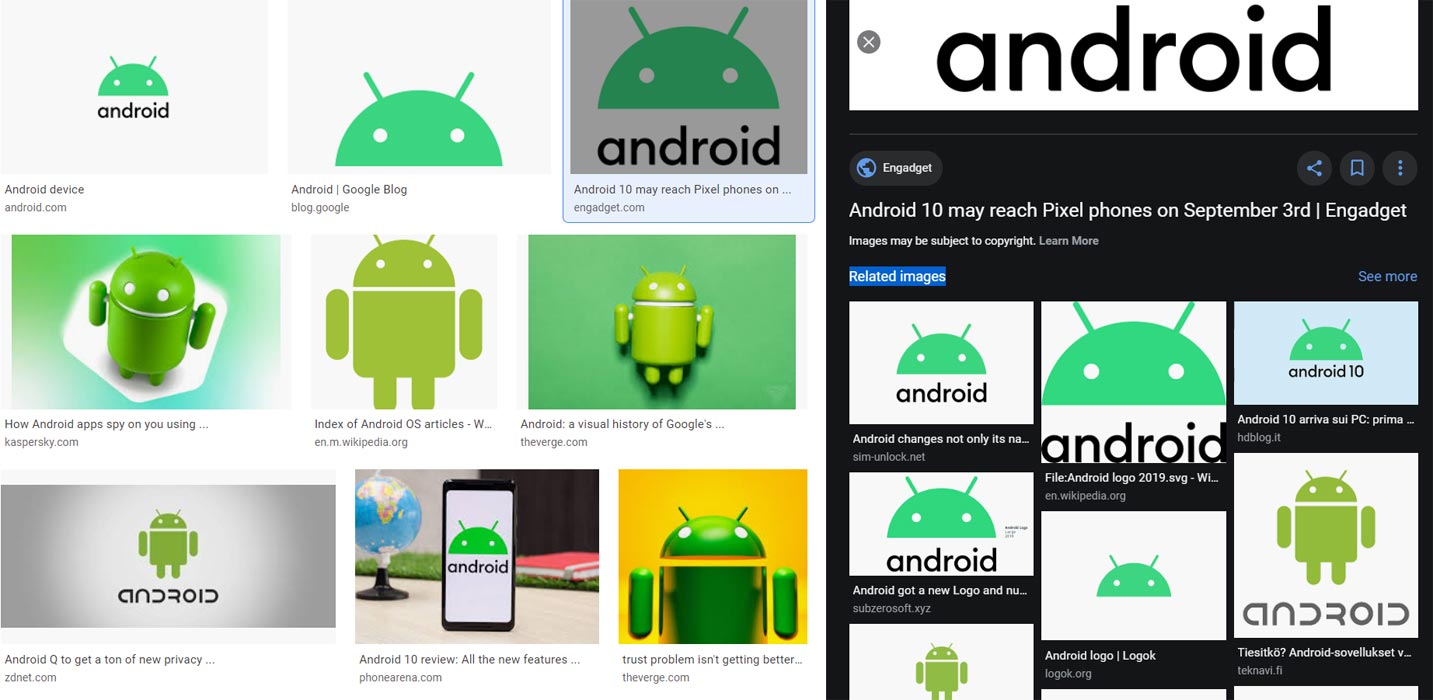 Android Toys Related Images in Google