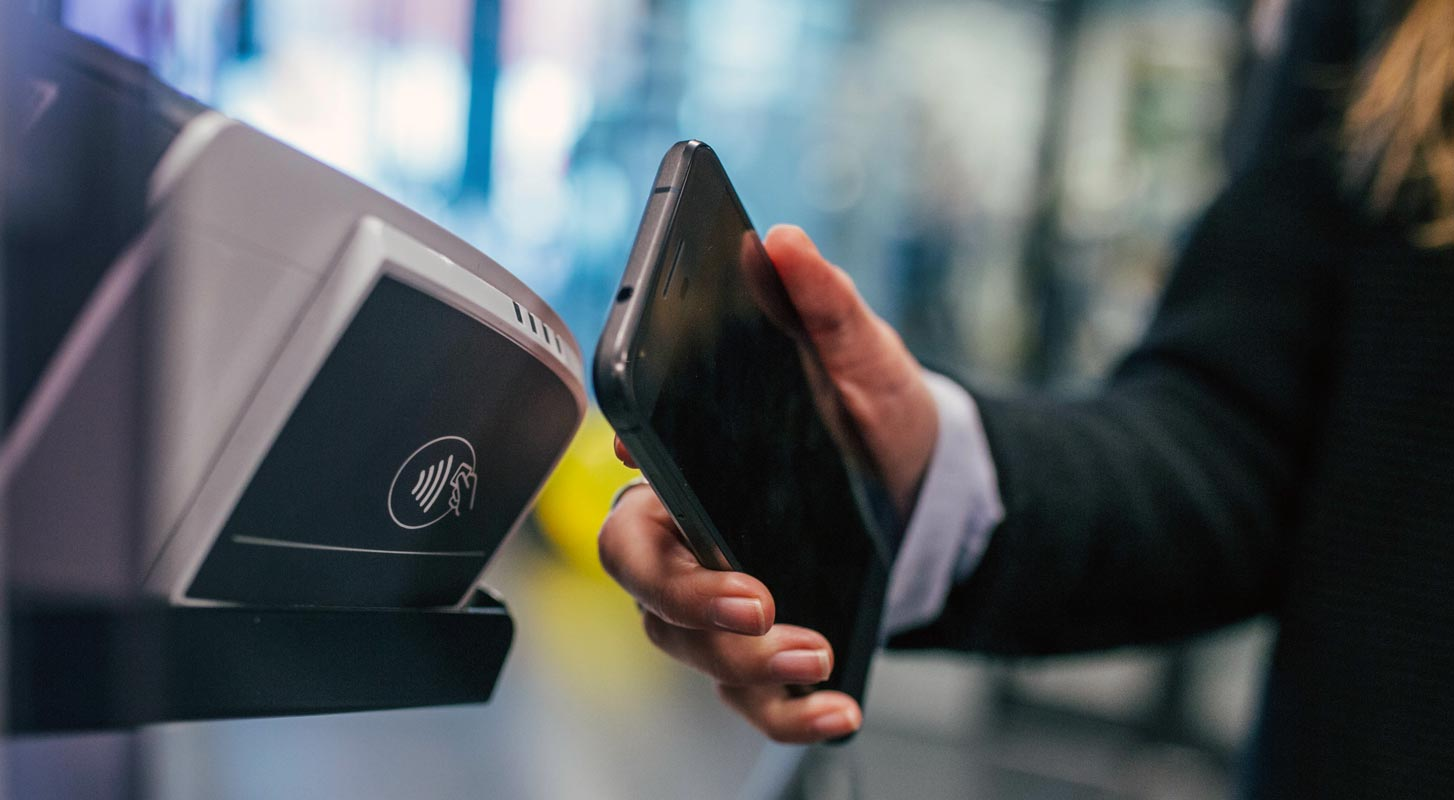 Pay to Shop using NFC Payment