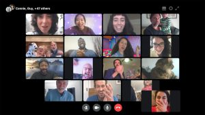 Facebook Messenger Room 50 People Video Chat