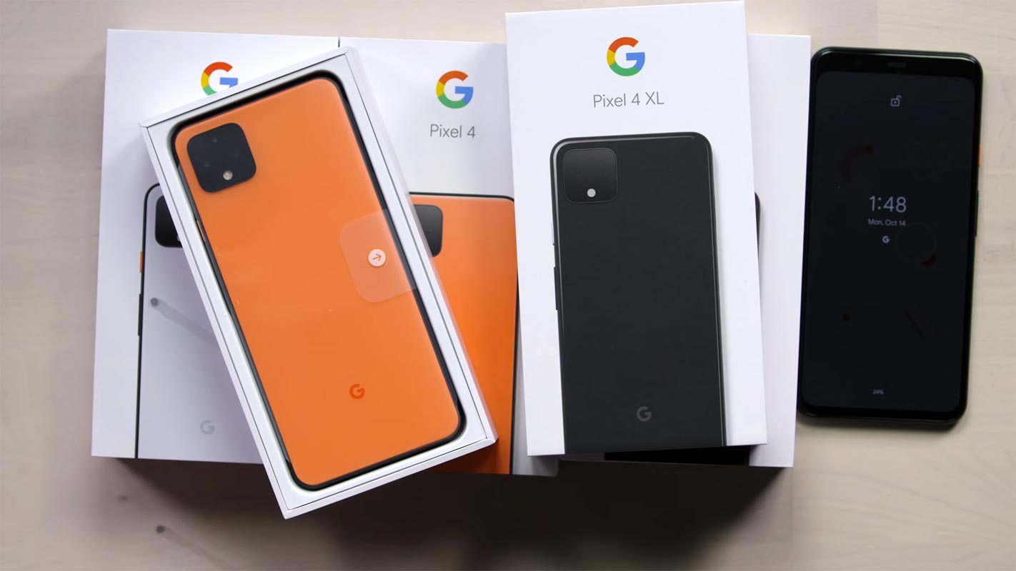 Google Accidentally shipped 10 Pixel 4 Phones Instead of One
