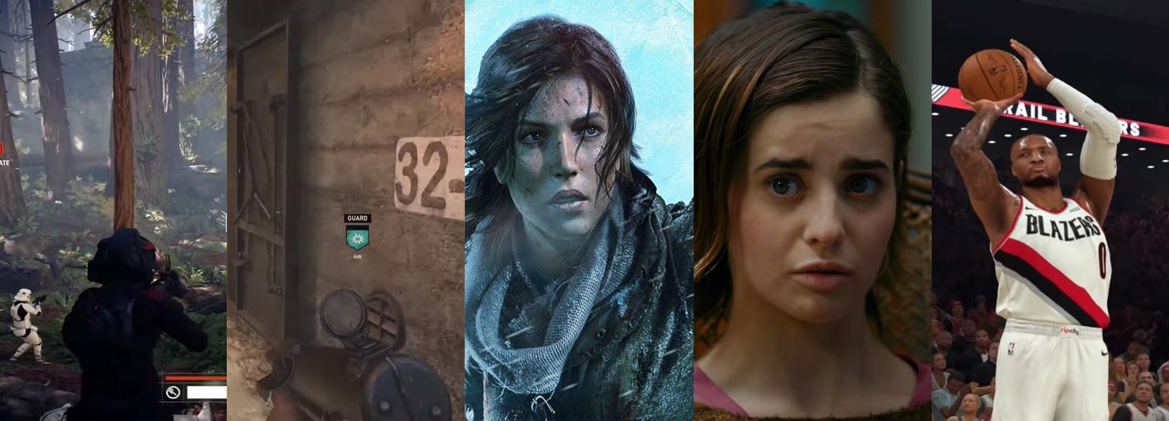 Five Free Games in July 2020 PlayStation Plus