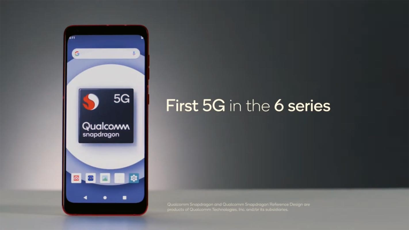 Qualcomm announced budget 5G Snapdragon 690 processor