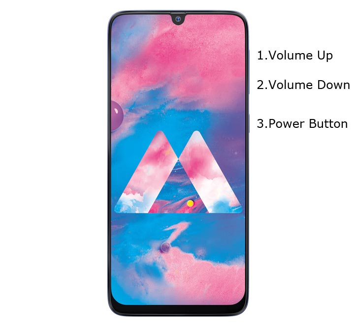 Samsung Galaxy M30 Recovery Mode