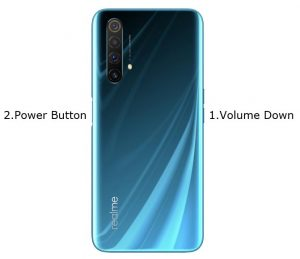 Realme X3 and X3 SuperZoom Fastboot Mode