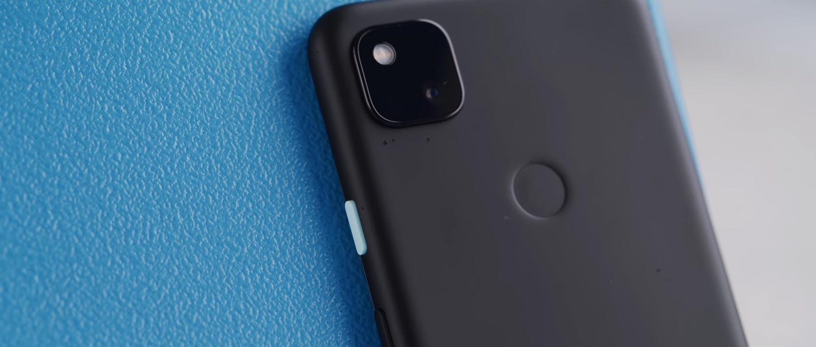 Google Pixel 4a Rear Camera
