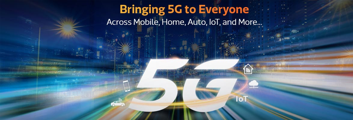 MediaTek 5G for everyone