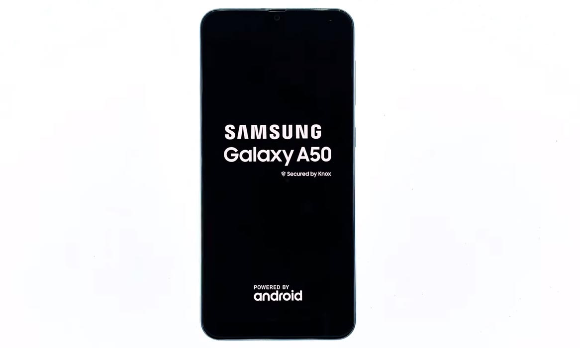 Samsung Galaxy A50 Stuck on Boot Logo