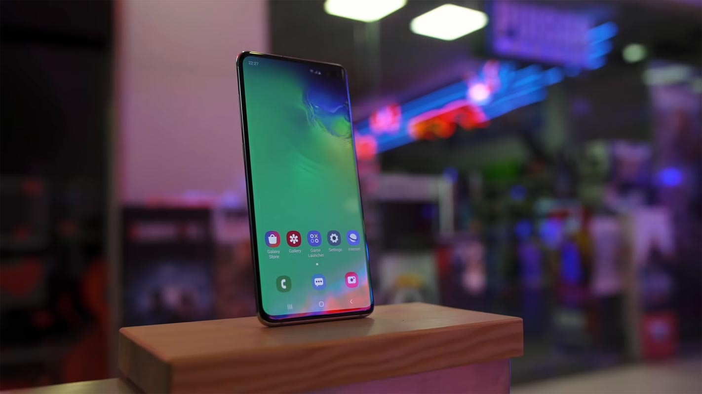 Root Samsung Galaxy S10 SM-G973F Exynos Android 10 using ...