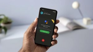 Google Pixel Hold For Me Feature
