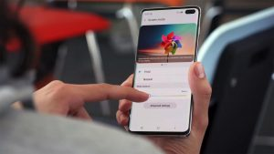 Samsung Galaxy S10 Plus Android 10 Display Root options