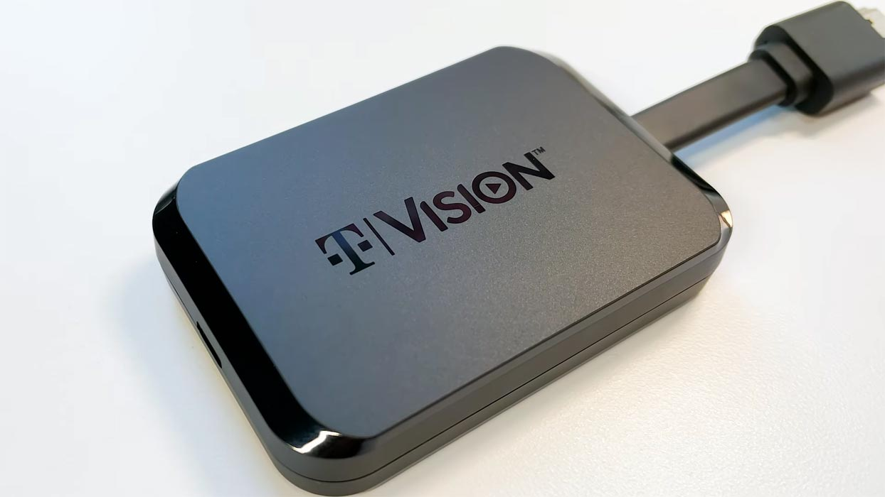 TVision Android TV Dongle