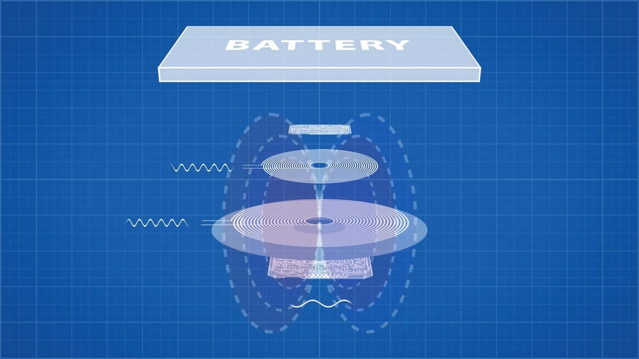 Wireless Charging Coil Work Principle
