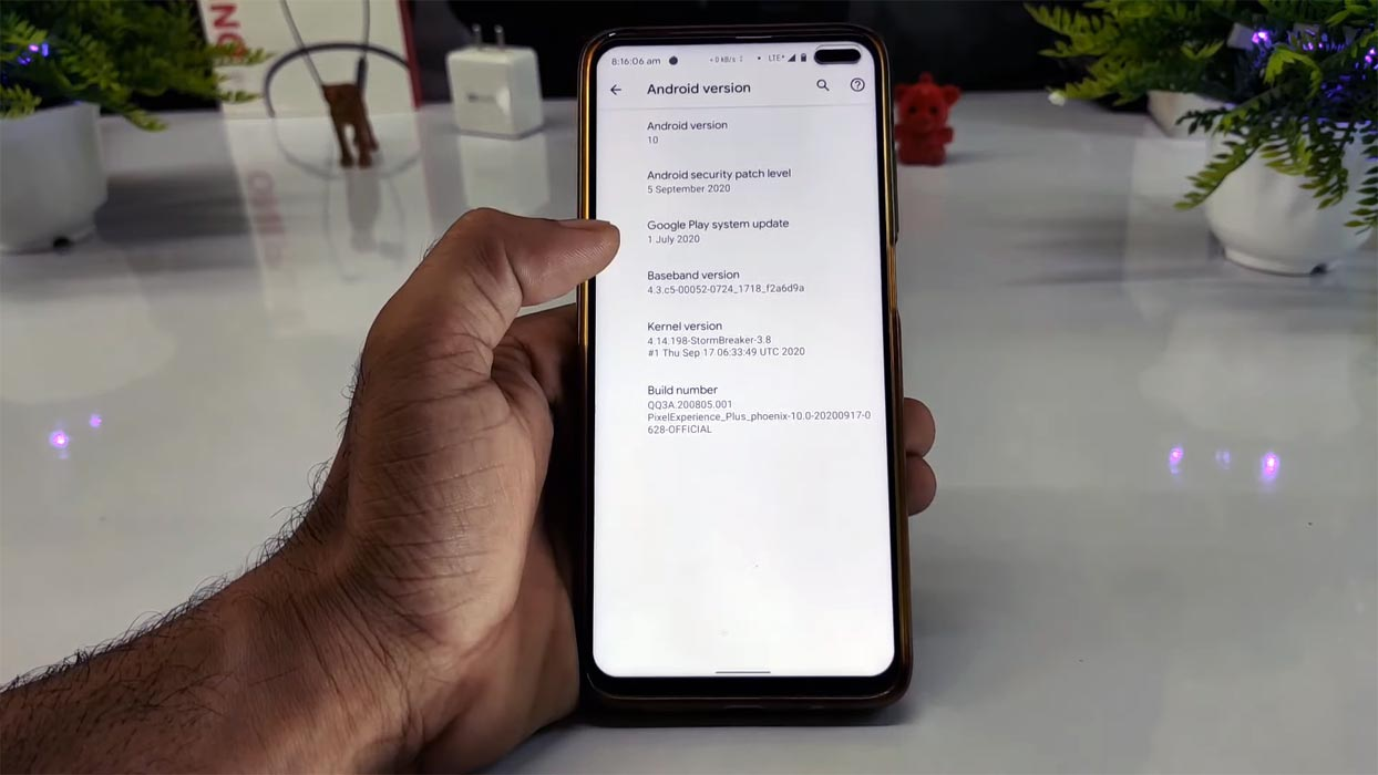 Xiaomi Redmi K30 and Poco X2 Pixel Experience Android 10 ROM About Details