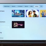 Apple TV App in Sony Bravia TV