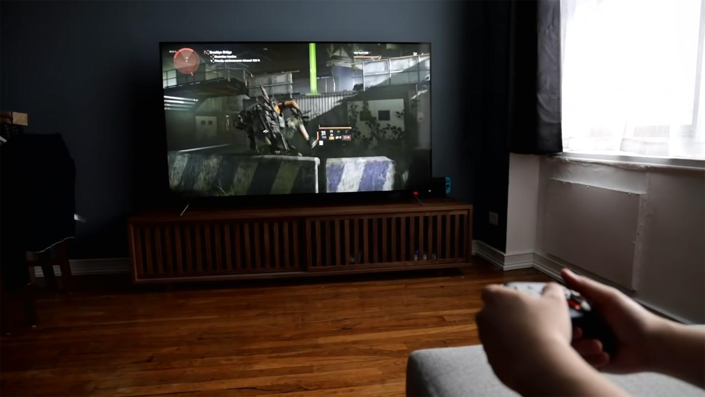 Google Stadia Gaming in Android TV