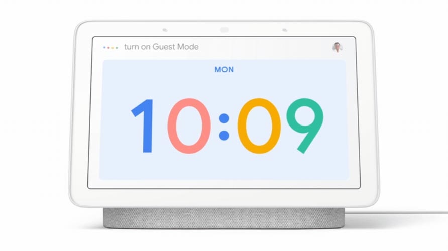 Google Nest Speakers Guest Mode Command