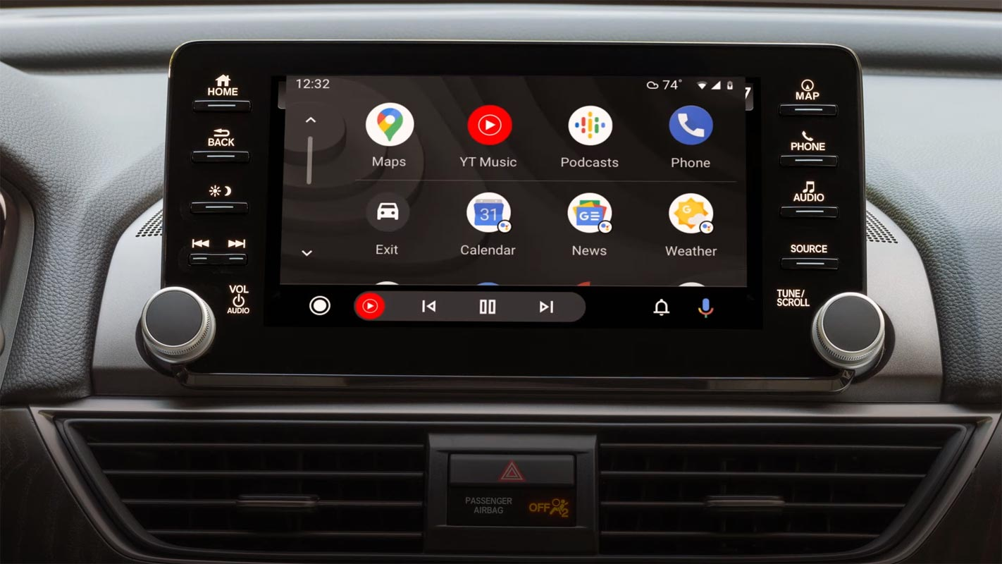 Samsung SmartThings Android Auto