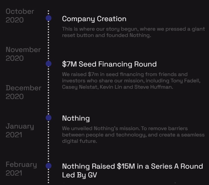Carl Pei Nothing Company Google Ventures GV Invest