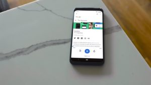Google Assistant Web Page Read a Aloud