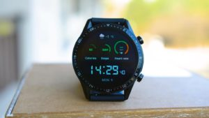 Huawei Watch GT Fitness Tracker Screen