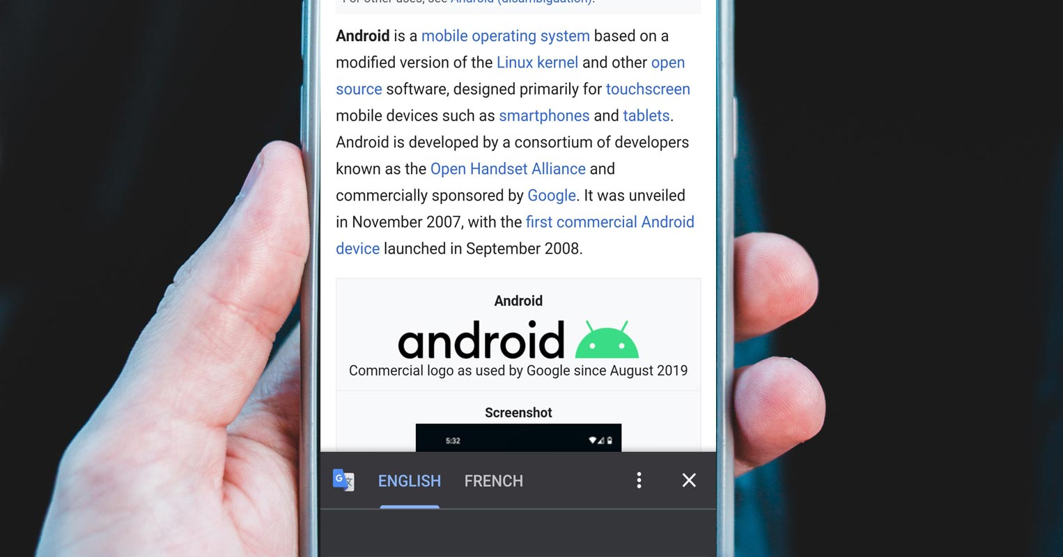 Disable Google Translate Pop-Up in Android