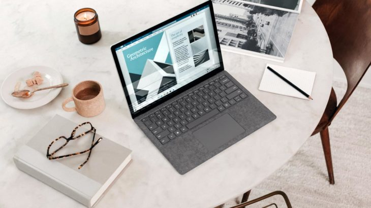 Google Workspace Slides Woking in Surface Pro