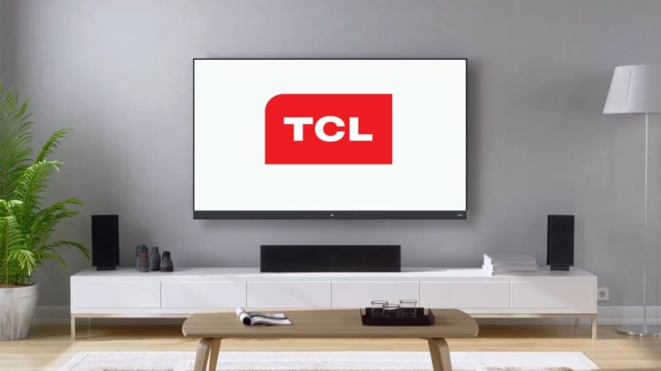 TCL Android TV in the Living Room
