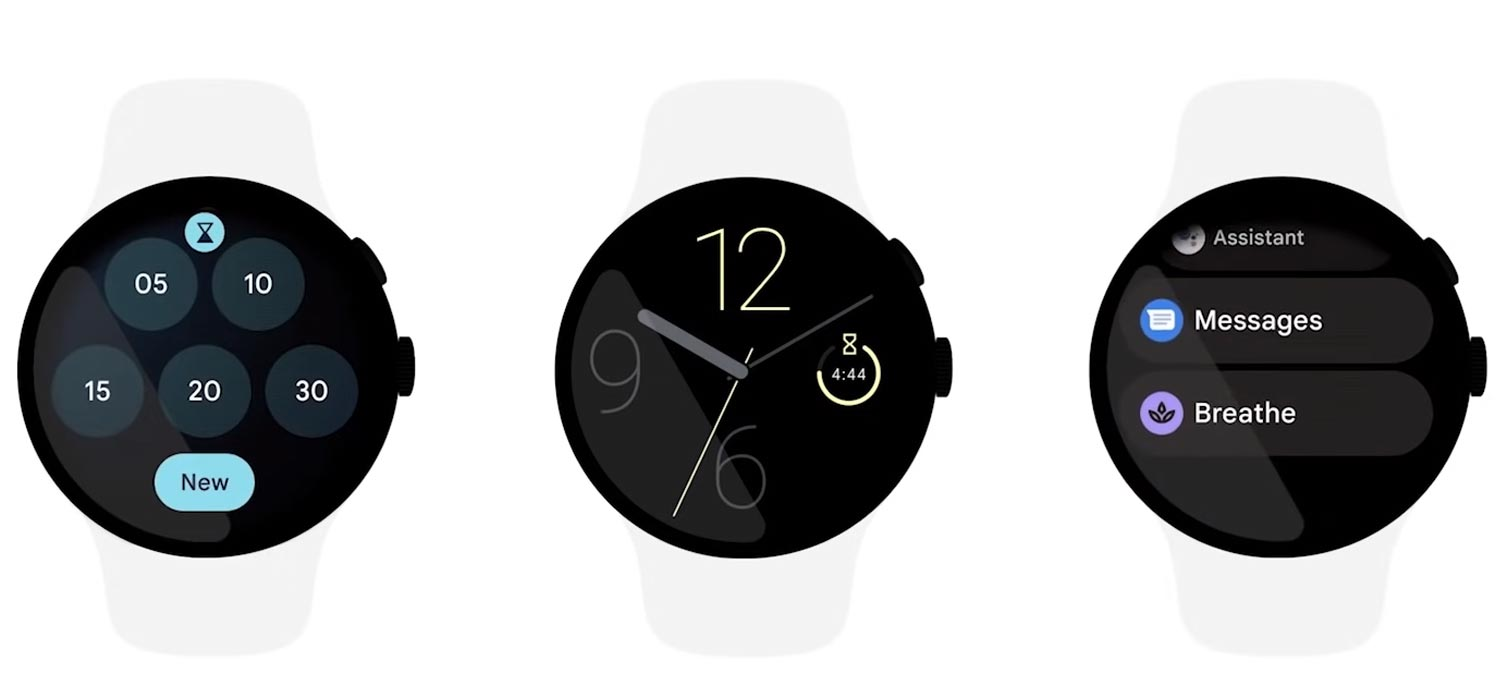 Wear OS 3 Features Highlights