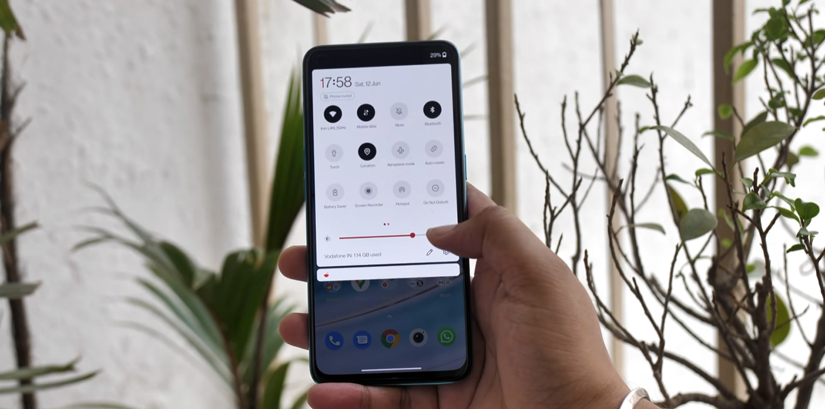 OnePlus Nord CE 5G Settings