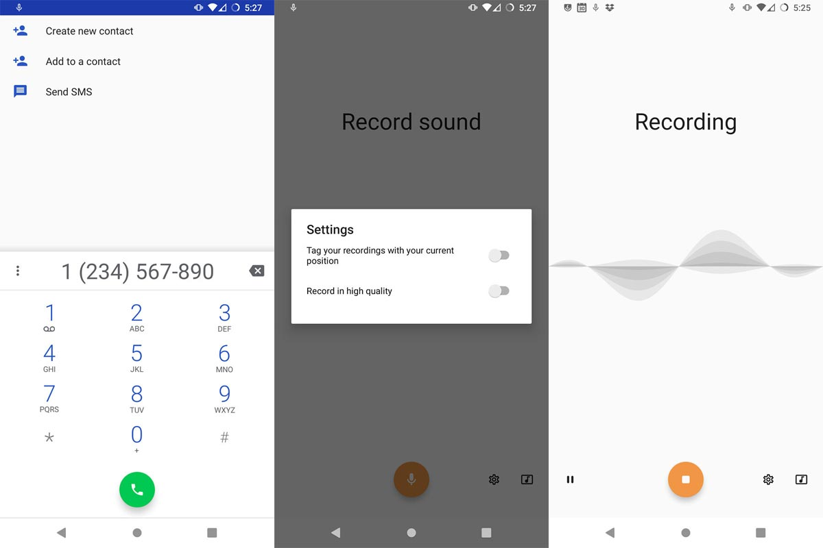 Call Recording App Lineage OS 18.1 Android 11