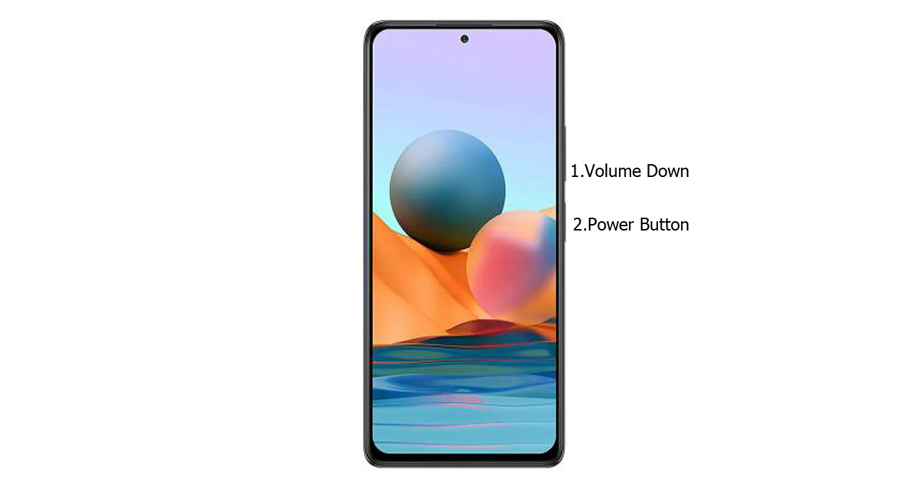mi note 10 pro fastboot mode