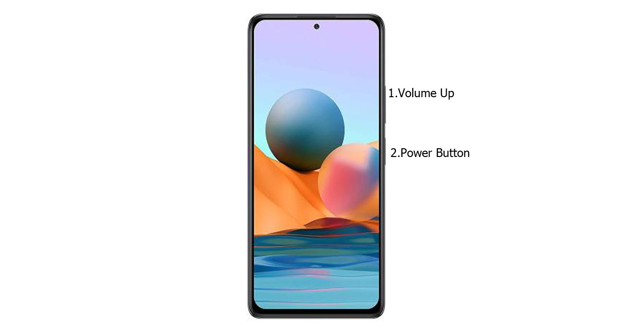 mi note 10 pro recovery mode