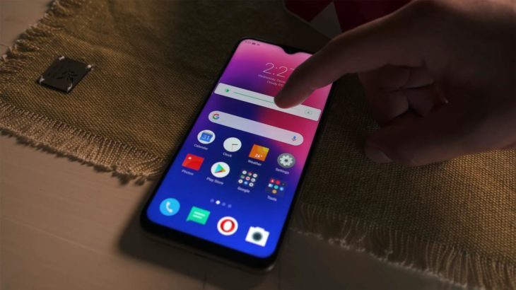 Realme U1 Home Page Unlcoked Android 10